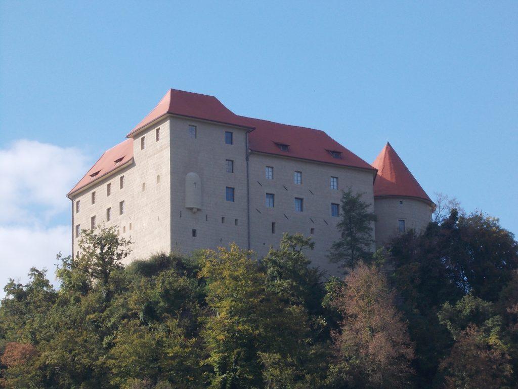 Kavarna in slaščičarna Grad Rajhenburg