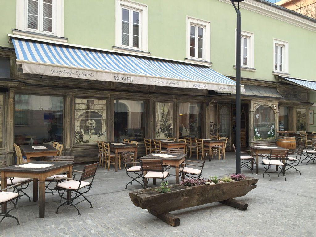 Restavracija in pivnica Koper