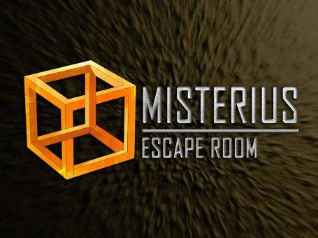 Escape room MISTERIUS