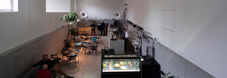 Kavarna Moderna