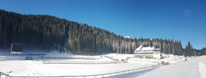 Športni center Pokljuka