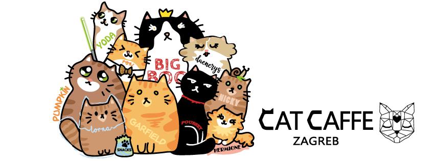Cat Caffe Zagreb