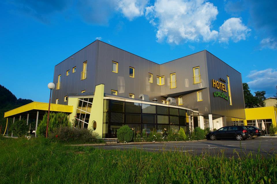 Hotel in Restavracija Korošica