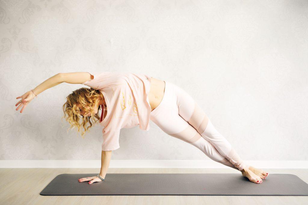 joga-ženska
