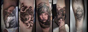 BROWN & BLACK tattoo studio