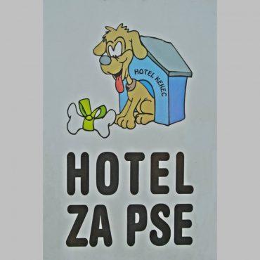 Hotel za pse Kekec