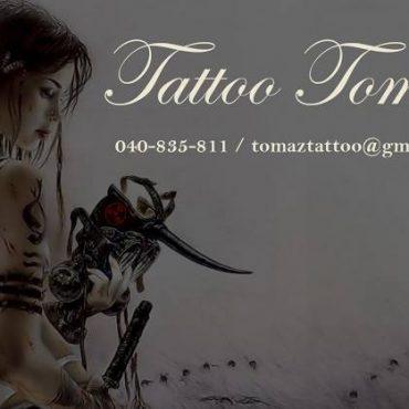 Tattoo Tomaž