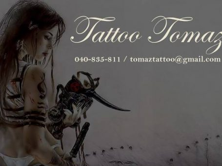 Tattoo Tomaž